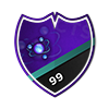 This player has 99 in the skill: Divination!