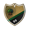 This player has 99 in the skill: Woodcutting!