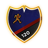 This player has 120 in the skill: Agility!