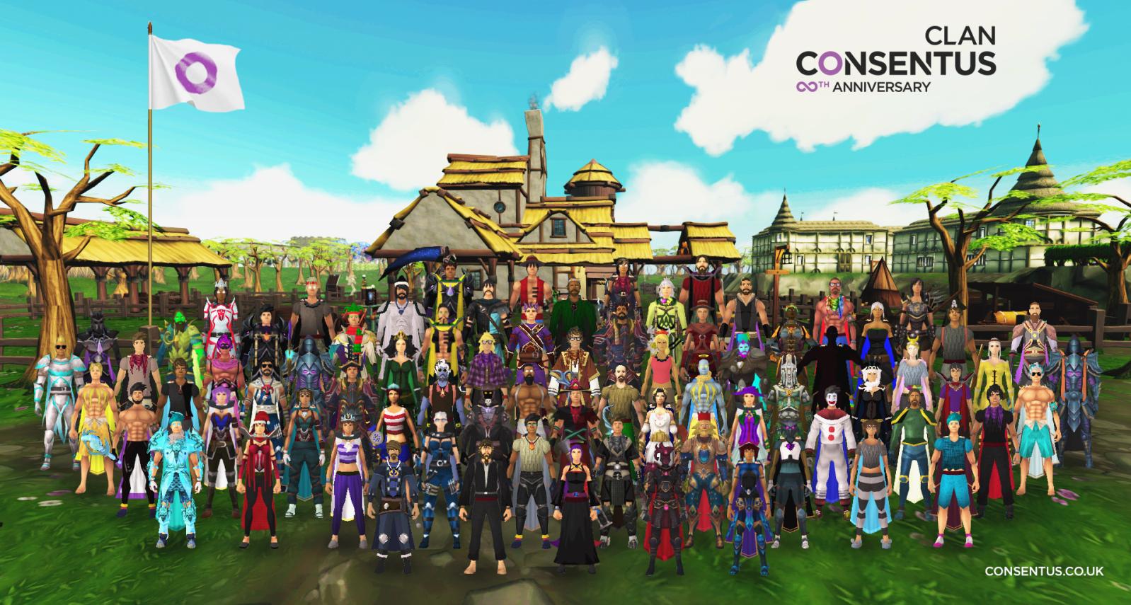 Consentus - Runescape Clan & Fansite